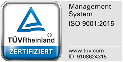 Vossen+Söhne TÜV Zertifizierung Management System